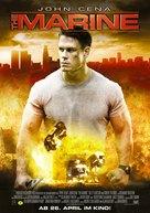 The Marine - German Movie Poster (xs thumbnail)