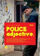 Politist, adjectiv - Swiss Movie Poster (xs thumbnail)