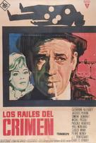 Compartiment tueurs - Spanish Movie Poster (xs thumbnail)