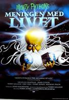 The Meaning Of Life - Swedish Movie Poster (xs thumbnail)