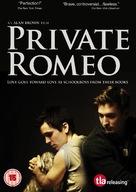 Private Romeo - British DVD cover (xs thumbnail)