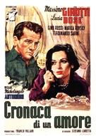 Cronaca di un amore - Italian Movie Poster (xs thumbnail)