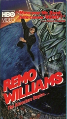 Remo Williams: The Adventure Begins - VHS movie cover (xs thumbnail)