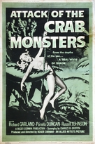 Attack of the Crab Monsters - Movie Poster (xs thumbnail)
