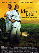 Medicine Man - French Movie Poster (xs thumbnail)