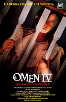 Omen IV: The Awakening - Italian Movie Poster (xs thumbnail)