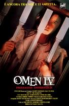 Omen IV: The Awakening - Italian Movie Poster (xs thumbnail)