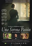 A Quiet Passion - Argentinian Movie Poster (xs thumbnail)