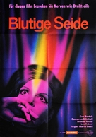 Sei donne per l'assassino - German Movie Poster (xs thumbnail)
