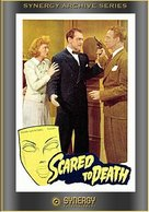 Scared to Death - DVD cover (xs thumbnail)