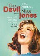 The Devil and Miss Jones - DVD cover (xs thumbnail)