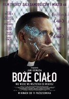 Boze Cialo - Polish Movie Poster (xs thumbnail)