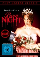Prom Night - German DVD cover (xs thumbnail)