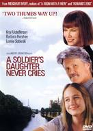 A Soldier's Daughter Never Cries - Movie Cover (xs thumbnail)
