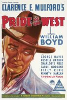 Pride of the West - Australian Movie Poster (xs thumbnail)