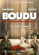 Boudu - German Movie Poster (xs thumbnail)