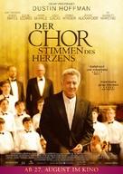 Boychoir - German Movie Poster (xs thumbnail)