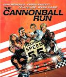 The Cannonball Run - Blu-Ray movie cover (xs thumbnail)