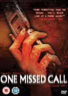 One Missed Call - British Movie Cover (xs thumbnail)
