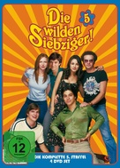 """That '70s Show"" - German DVD cover (xs thumbnail)"