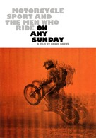 On Any Sunday - Movie Poster (xs thumbnail)