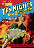 Ten Nights in a Barroom - DVD cover (xs thumbnail)