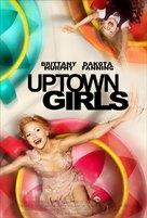 Uptown Girls - Danish Movie Poster (xs thumbnail)