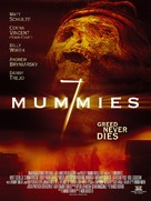 Seven Mummies - Movie Poster (xs thumbnail)