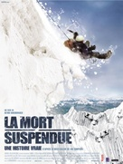 Touching the Void - French Movie Poster (xs thumbnail)