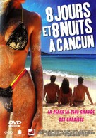 The Real Cancun - French DVD cover (xs thumbnail)