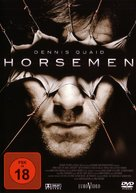 The Horsemen - German DVD cover (xs thumbnail)