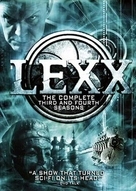 """Lexx"" - DVD movie cover (xs thumbnail)"