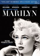 My Week with Marilyn - DVD cover (xs thumbnail)