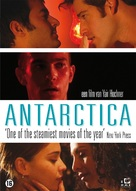 Antarctica - Dutch DVD movie cover (xs thumbnail)