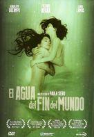 El agua del fin del mundo - Argentinian Movie Cover (xs thumbnail)
