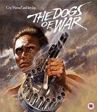 The Dogs of War - British Blu-Ray movie cover (xs thumbnail)