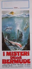 The Bermuda Depths - Italian Movie Poster (xs thumbnail)