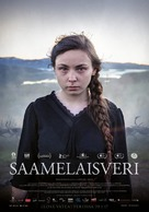 Sameblod - Finnish Movie Poster (xs thumbnail)