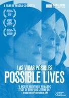 Las vidas posibles - DVD cover (xs thumbnail)