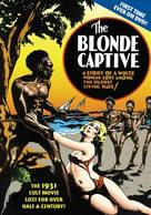 The Blonde Captive - DVD cover (xs thumbnail)