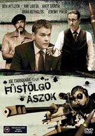 Smokin' Aces - Hungarian Movie Cover (xs thumbnail)