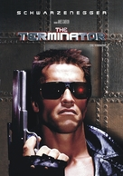 The Terminator - Argentinian DVD movie cover (xs thumbnail)