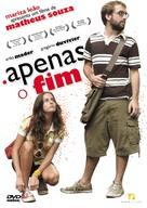 Apenas o Fim - Brazilian DVD movie cover (xs thumbnail)