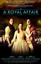 En kongelig affære - Movie Poster (xs thumbnail)