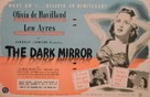 The Dark Mirror - British Movie Poster (xs thumbnail)