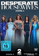 """Desperate Housewives"" - German DVD movie cover (xs thumbnail)"
