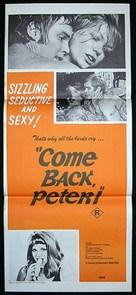 Some Like It Sexy - Australian Movie Poster (xs thumbnail)