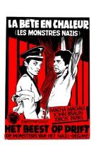La bestia in calore - Belgian Movie Poster (xs thumbnail)