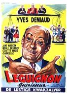 Leguignon guérisseur - Belgian Movie Poster (xs thumbnail)