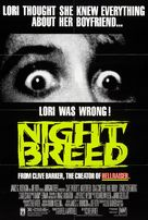 Nightbreed - Movie Poster (xs thumbnail)